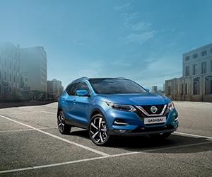 Notre offre Nissan QASQHAI