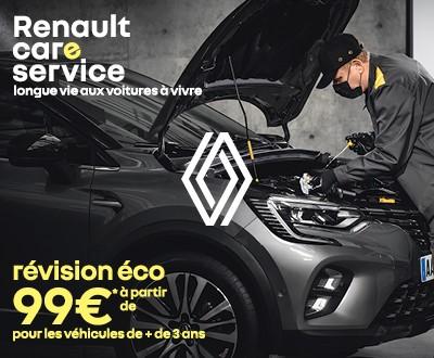 Renault Révision éco